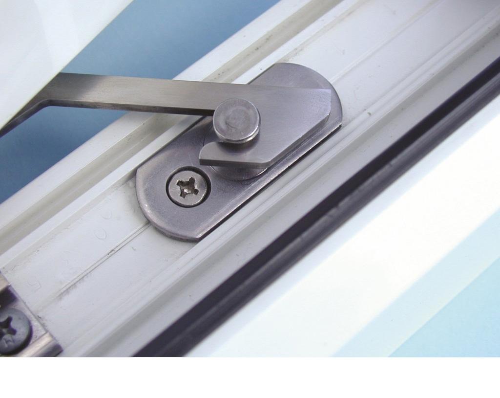 Child safety restrictors, window catches, children latches for windows
