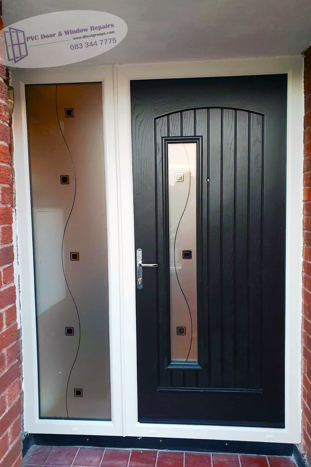 rome palladio composite door