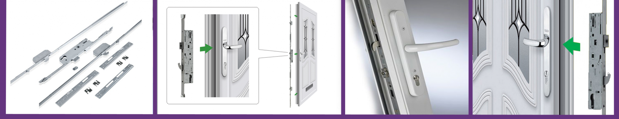 We supply and fit all types of window mechanisms and gearboxes. An espagnolette locking system, sometimes called an espag, is the flat metal strip which runs up the locking side of a window and moves when you turn the handle.