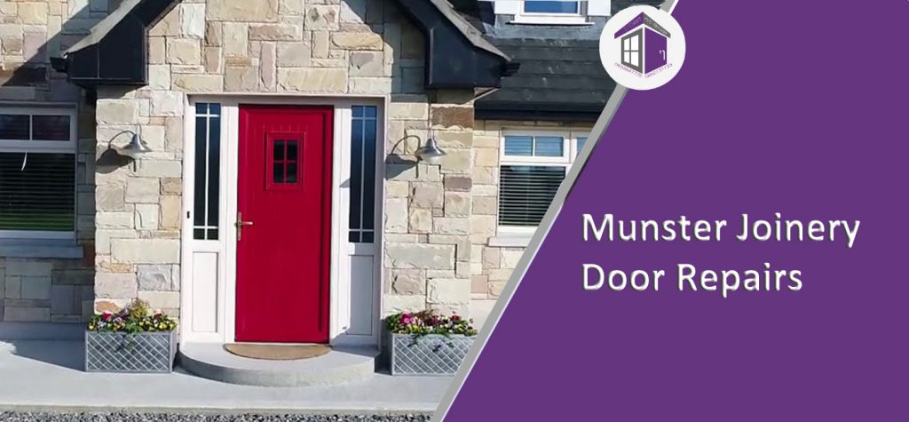 We specialise in the repair of Munster Joinery Doors. munster joinery windows, seals mechanisms, adjustments and receiver keeps